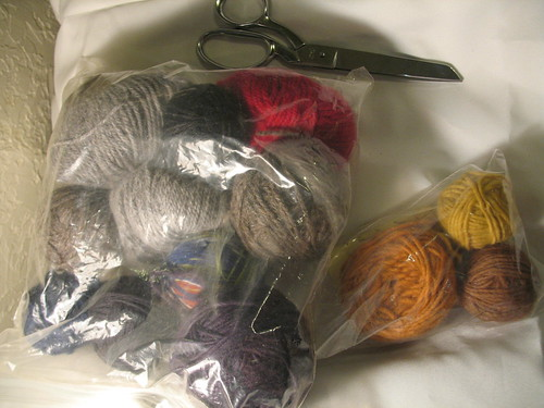 Miscellaneous Yarn