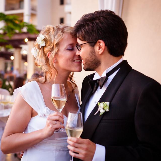 El reportaje de bodas. Parte III. Cocktail, banquete y fiesta.