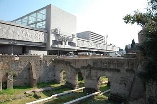 ROMA ARCHEOLOGICA & RESTAURO ARCHITETTURA. ROMA DI MUSSOLINI - VIA DELL' IMPERO 1935   2015: Arch. Giuseppe Terragni e Roma alla casa dell'Architettura, LA REPUBBLICA (28 05 2015).