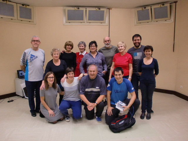 Erromeria taldea 2014-15