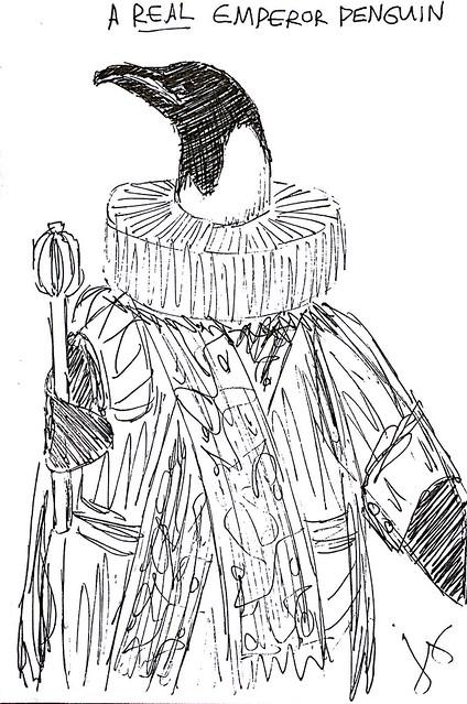 Emperor + Penguin