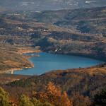 Jezero Butoniga iz Zamaska