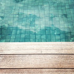 Water/Wood