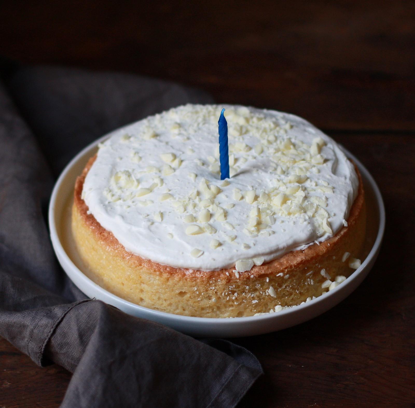 White Chocolate Tres Leches Cake Foodfashionparty