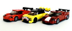 City-Scale Racers