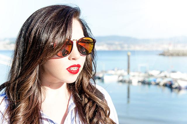 Tendencia gafas de sol polarizadas