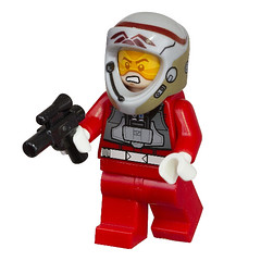 LEGO Star Wars Rebel A-Wing Pilot