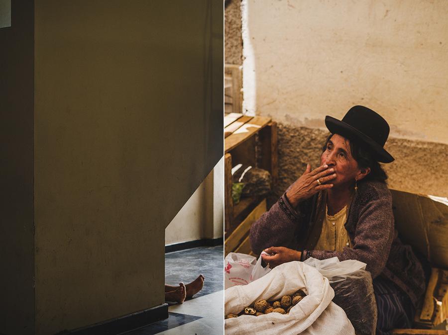 cholita Boliwia