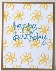 Quick Birthday