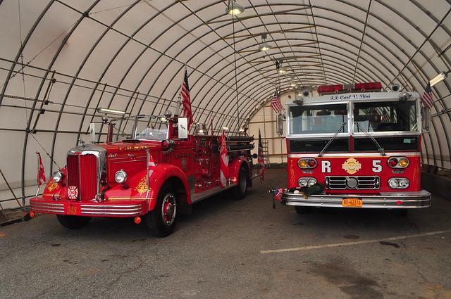 FDNY Fire Family Transport Foundation Engine 343 & Carl V. Bini Memorial Fund