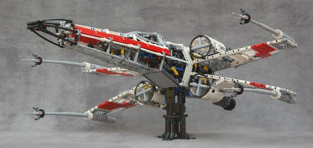 X-Wing, by Jeroen Ottens, on Eurobricks
