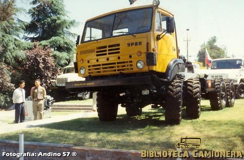 Ural 5323 / Unidad de Exposición FISA 1995