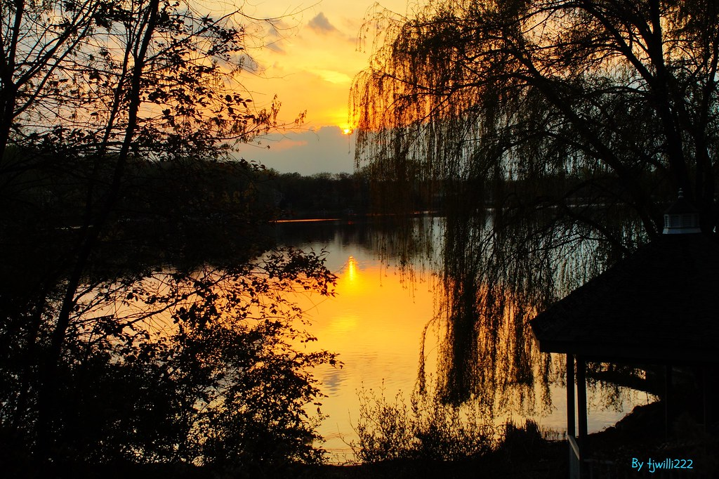Snail Lake Sunset_2368