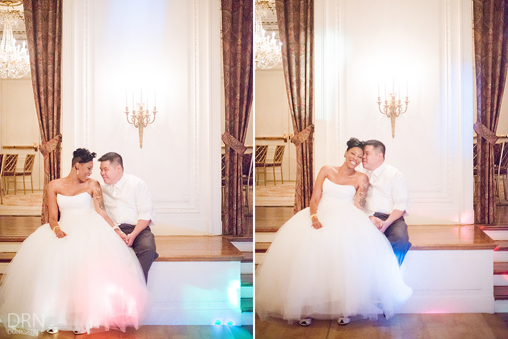 Marshel + David - Wedding