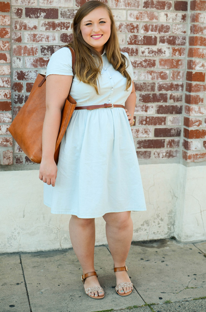 chambray, old navy, dress, spring, summer, target, style, ootd, fashion