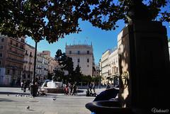 Palau de la Generalitat. Valencia. Spain