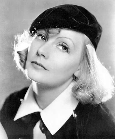 Vintage WWII Pinup Photo Greta Garbo