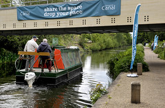 Basingstoke Canal event