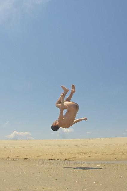 naturist flip
