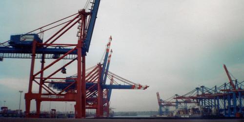 Harbor, Hamburg