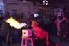 Trammell breathing fire. by wwward0