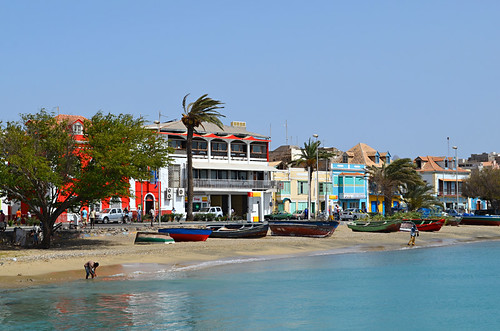 Seafront, Mindelo, Sao Vicente, Cape Verde