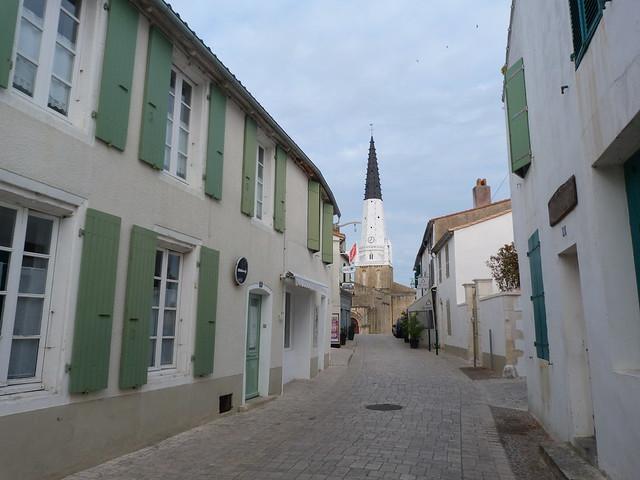 Ars-en-Ré (Oeste de Francia)
