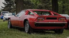 Maserati Merak - Rear