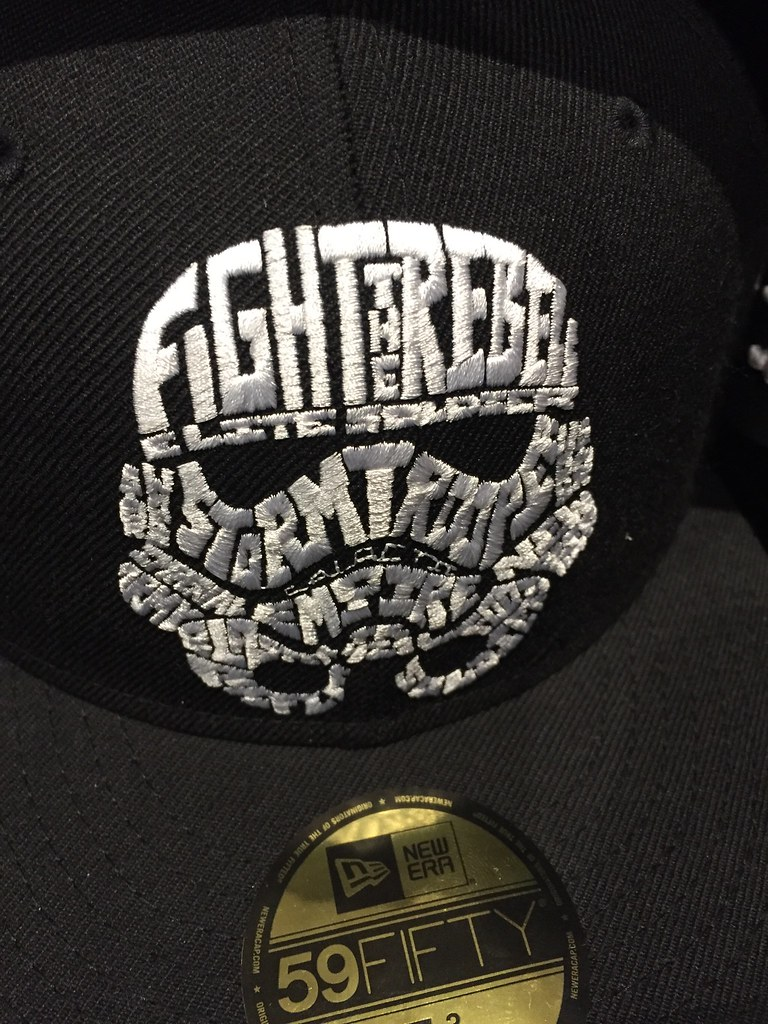 TheMediagoon.com  Mets Storm Trooper Hat 9448495ebfd