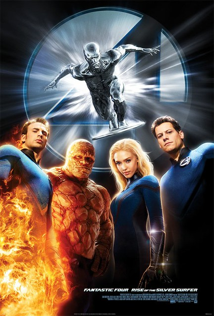 (2007) The Fantastic Four Rise of the Silver Surfer