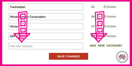 Help Your Buyers with Custom Categories - Create Categories