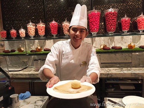 melt cafe mandarin oriental sg