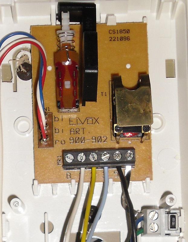 Schema Elettrico Elvox 938a : Collegare altro campanello citofoni videocitofoni e