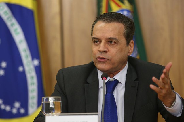Em nota, o ministro do Turismo afirmou que todas as doações recebidas em 2014 foram registradas e aprovadas pela Justiça Eleitoral - Créditos: Fabio Rodrigues Pozzebom/Agência Brasil