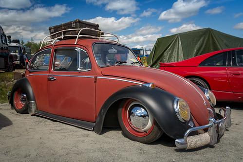 veterandagene magnor vw volkswagen beetle