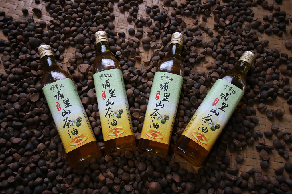 華秝農場茶油故事館12