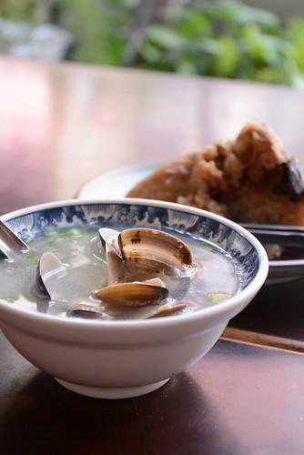 再発号百年肉粽