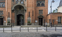 Photo of Anatole de Baudot and Église Saint-Jean-l'Évangéliste, Paris black plaque