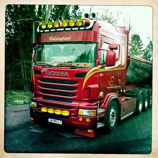 red lorries are free on saturdays