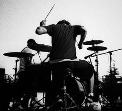 bateria rock