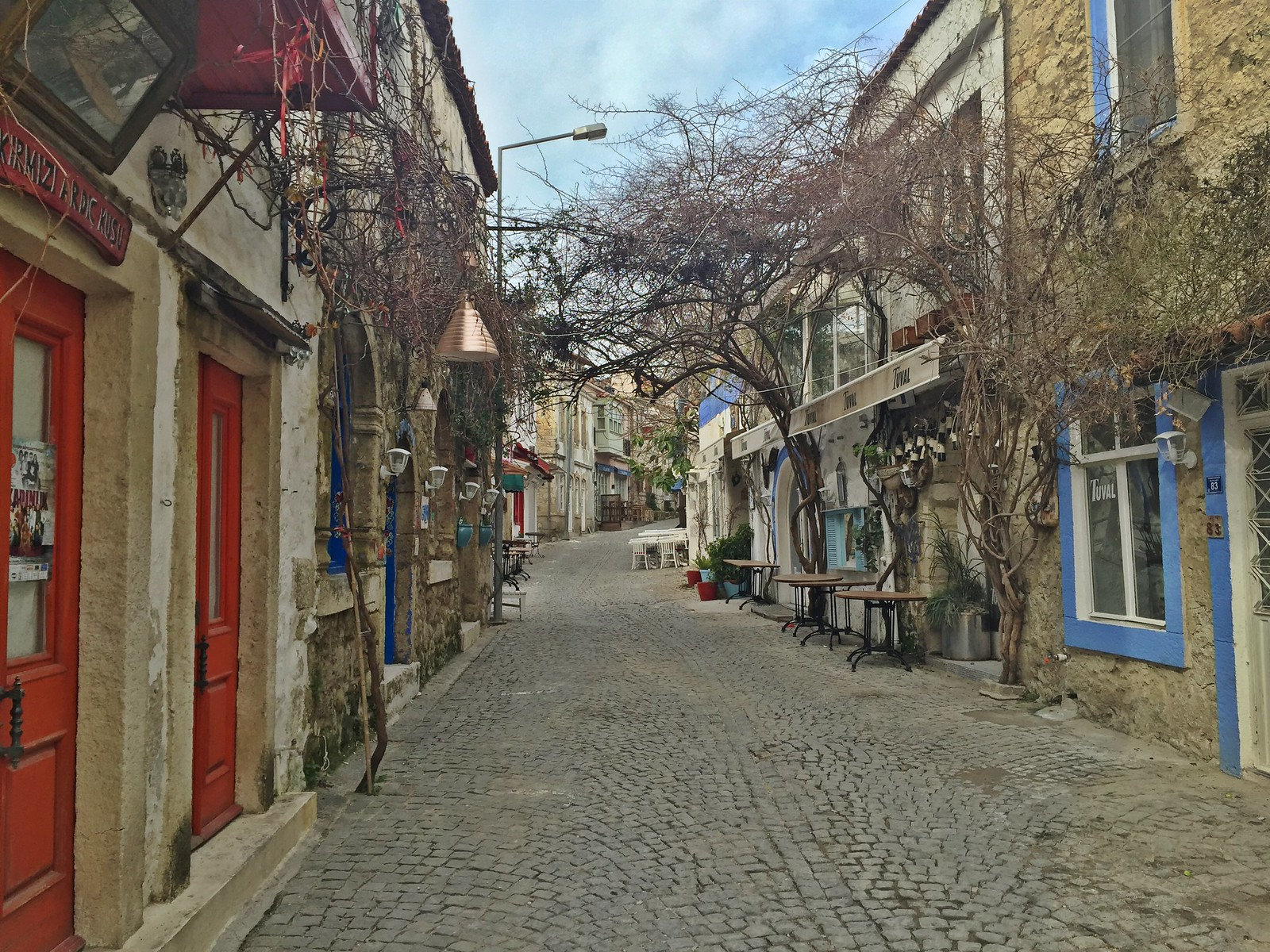 Travel: Alaçatı