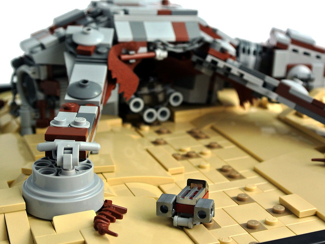 AT-AT Hideout