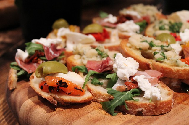 panasonic theideaskitchen crostinis