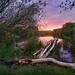 Lakeside  Sunrise by SFB579 :)