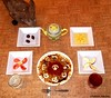 Seara (sea rabbit).  Photograph by Dr. Takeshi Yamada. 20120610 004 Beef, Chicken & Mush Spaghetti. Tomato. Apple. Pineapple. Chocolates. BT