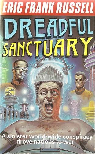 Eric Frank Russell - Dreadful Sanctuary (Mandarin 1989)