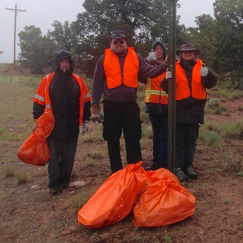road orange cleanup atheists wcaf westerncoloradoatheistsfreethinkers