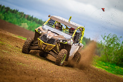 Can-Am Trophy Russia 2015, Ижевск