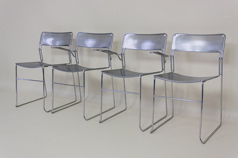 Design Stoelen Sale.Vintage Metal Mesh Chairs For More Information Visit Www Flickr