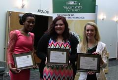 WISGC Scholarship Awardees